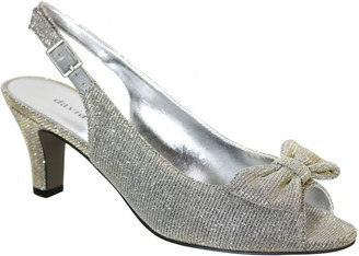 David Tate Dress Slingback Sandals - Spirit