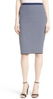 Diane von Furstenberg Women's Knit Pencil Skirt