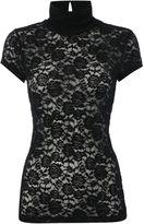 Lauren Ralph Lauren Utlie short sleeve turtleneck top