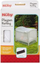 Nuby Playpen Netting - white