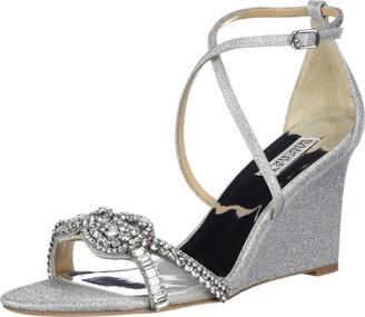 Badgley Mischka Women's Wedge Sandal