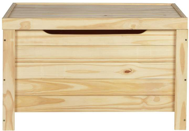Argos Home Wooden Storage Box