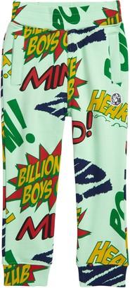 Billionaire Boys Club Pow! Graphic Sweatpants