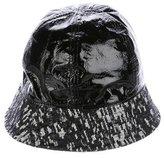 Chanel Vinyl Bucket Hat w/ Tags