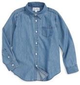 DL1961 Franklyn Chambray Shirt (Toddler Boys & Little Boys)