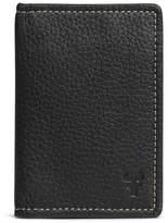 Trask Men's 'Jackson' Folding Card Case - Black