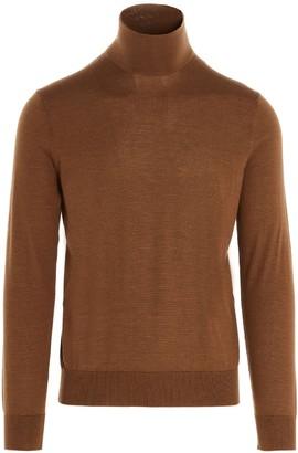 Ermenegildo Zegna Rollneck Knit Sweater