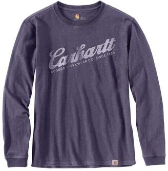 Carhartt Women's Original Fit Heavyweight Short-Sleeve Graphic T-Shirt