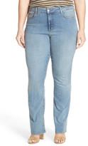 NYDJ Billie Stretch Mini Bootcut Jean (Plus Size)