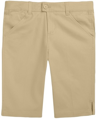 French Toast Girls 4-20 & Plus Size School Uniform Bermuda Shorts