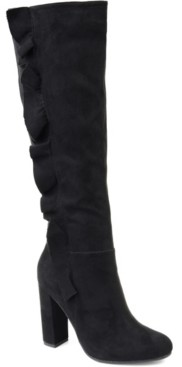 Journee Collection Women's Wide Calf Vivian Boot Women's Shoes
