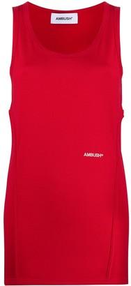 Ambush Logo-Print Tank Top