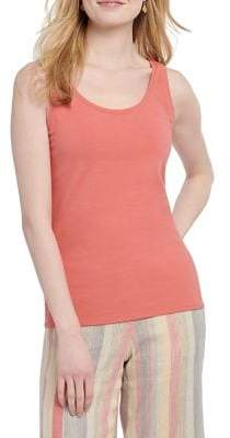 Nic+Zoe Perfect Stretch Scoopneck Tank Top