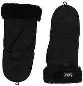 UGG Shearling Flip Mitten Wool Gloves