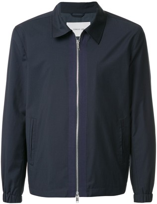 Cerruti zip front lightweight jacket