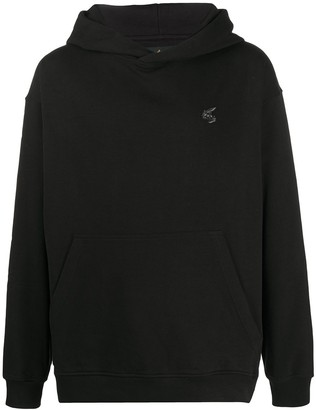 Vivienne Westwood Embroidered Logo Hoodie