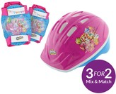 Shopkins Safety Helmet And Pads Set