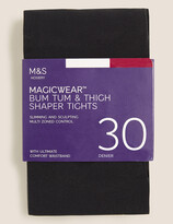 Marks and Spencer 30 Denier Magicwear Opaque Tights