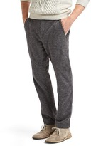 Gap Supersoft double-knit slim fit pants
