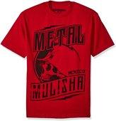 Metal Mulisha Meta Muisha Men's Spark Graphic T-Shirt-arge