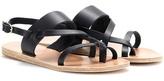 Ancient Greek Sandals Alethea Leather Sandals