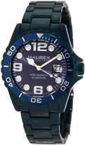 Haurex Italy Women's 7K374DB2 Ink Royal Blue Aluminum Watch