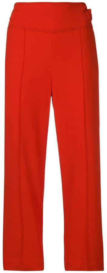Sportmax high-waisted trousers