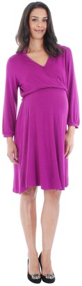 Everly Grey Women's Sicily Dress -Orchid-Large