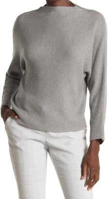 Philosophy di Lorenzo Serafini Ribbed Dolman Sleeve Sweater (Petite)
