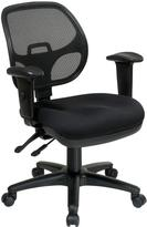 Pro-Line II Coal Fabric Office Chair