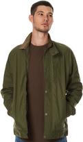 Globe X Drizabone Mens Jacket Green