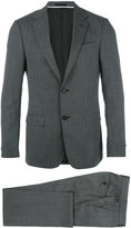 Z Zegna formal two-piece suit - men - Cupro/Wool - 46