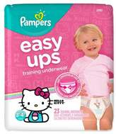 Pampers Easy Ups Size 3-4T 23-Count Girl's Training Underwear
