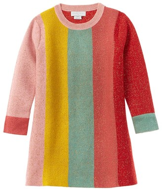 Stella McCartney Lurex Sweaterdress