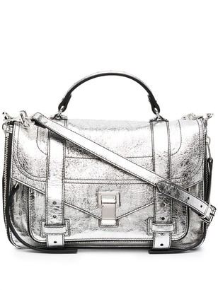 Proenza Schouler medium PS1 leather satchel bag