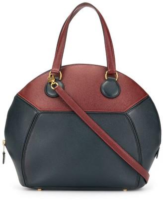 Hermes Pre-Owned 1995 Ile De Shiki 2way tote bag