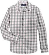 American Rag Men's Banarama Check Shirt, Only at Macy's