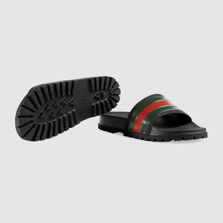 8674c4dc4da Mens Gucci Slides - ShopStyle UK