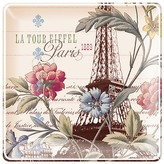 Fringe La Tour Eiffel Small Square Tray