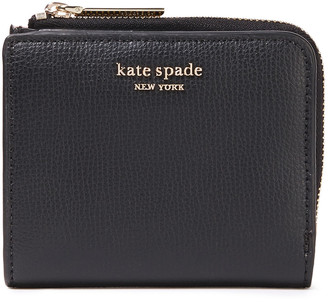 Kate Spade Sylvia Small Textured-leather Wallet