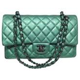 Chanel Timeless patent leather handbag