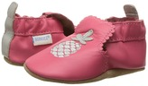 Robeez Pretty Pineapple Soft Sole Girl's Shoes