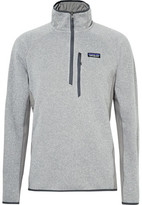 Patagonia Performance Better Polartec Power Stretch Jersey-Panelled Sweater