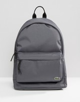 Lacoste Backpack In Grey