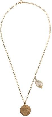 Magda Butrym Bamboo necklace