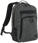 Fits Charcoal & Black Donagal Speckle Backpack