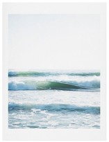 DENY Designs Bree Madden - Ride Waves Art Print