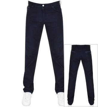 Paul & Shark Paul And Shark Stretch Jeans Blue