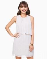 Charming charlie Elegant Afternoon Popover Dress