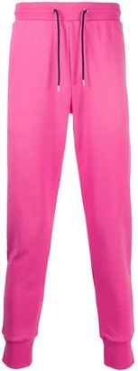 Paul Smith High-Waisted Tapered Track Trousers